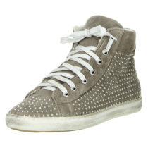 Méliné Sneakers High grau Damen Gr. 36