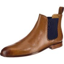 MELVIN & HAMILTON Chelsea Boots cognac Damen Gr. 37