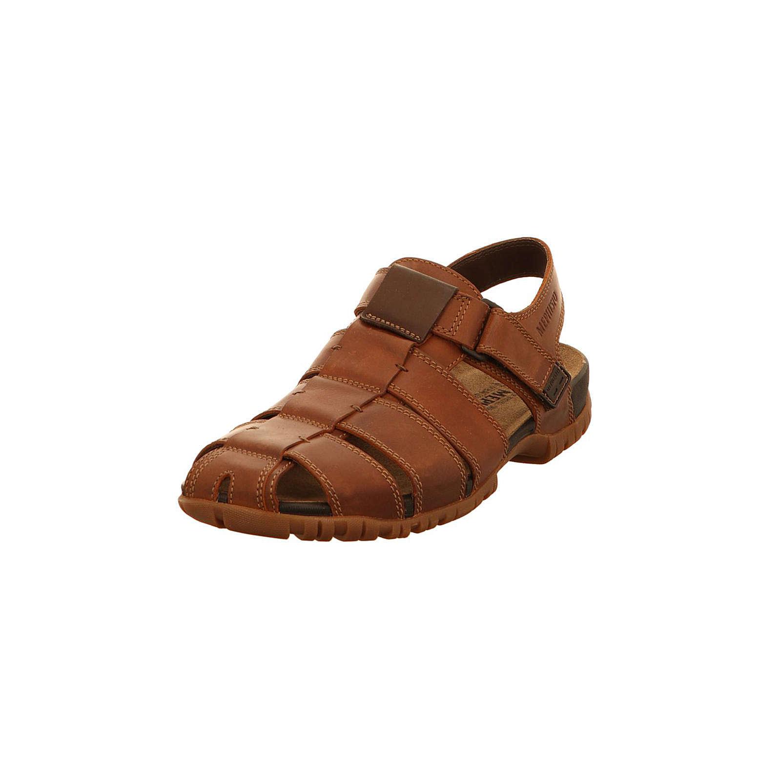 MEPHISTO Klassische Sandalen braun Herren Gr. 42