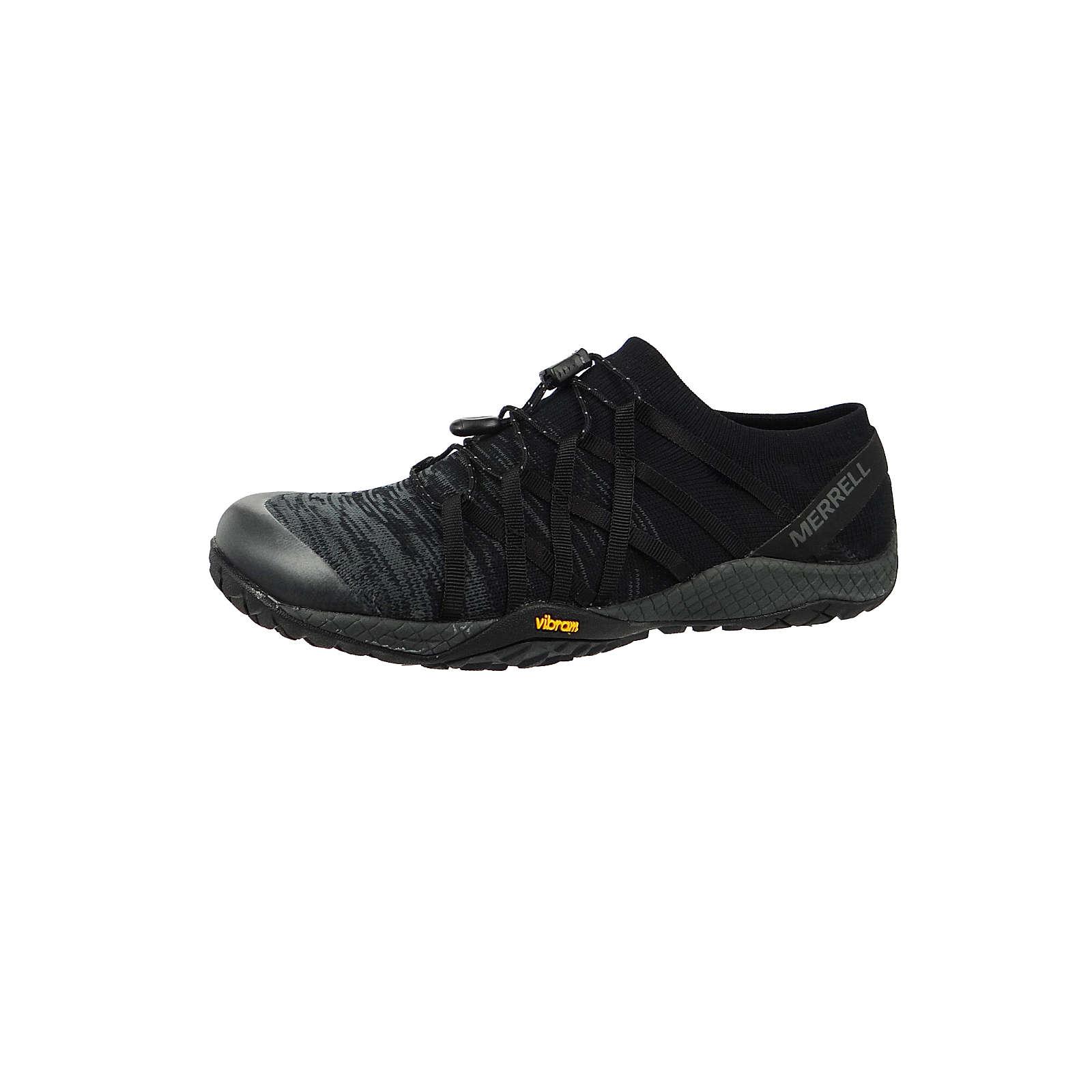 MERRELL Trail Glove 4 Knit J18832 Trailrunningschuhe schwarz Damen Gr. 38