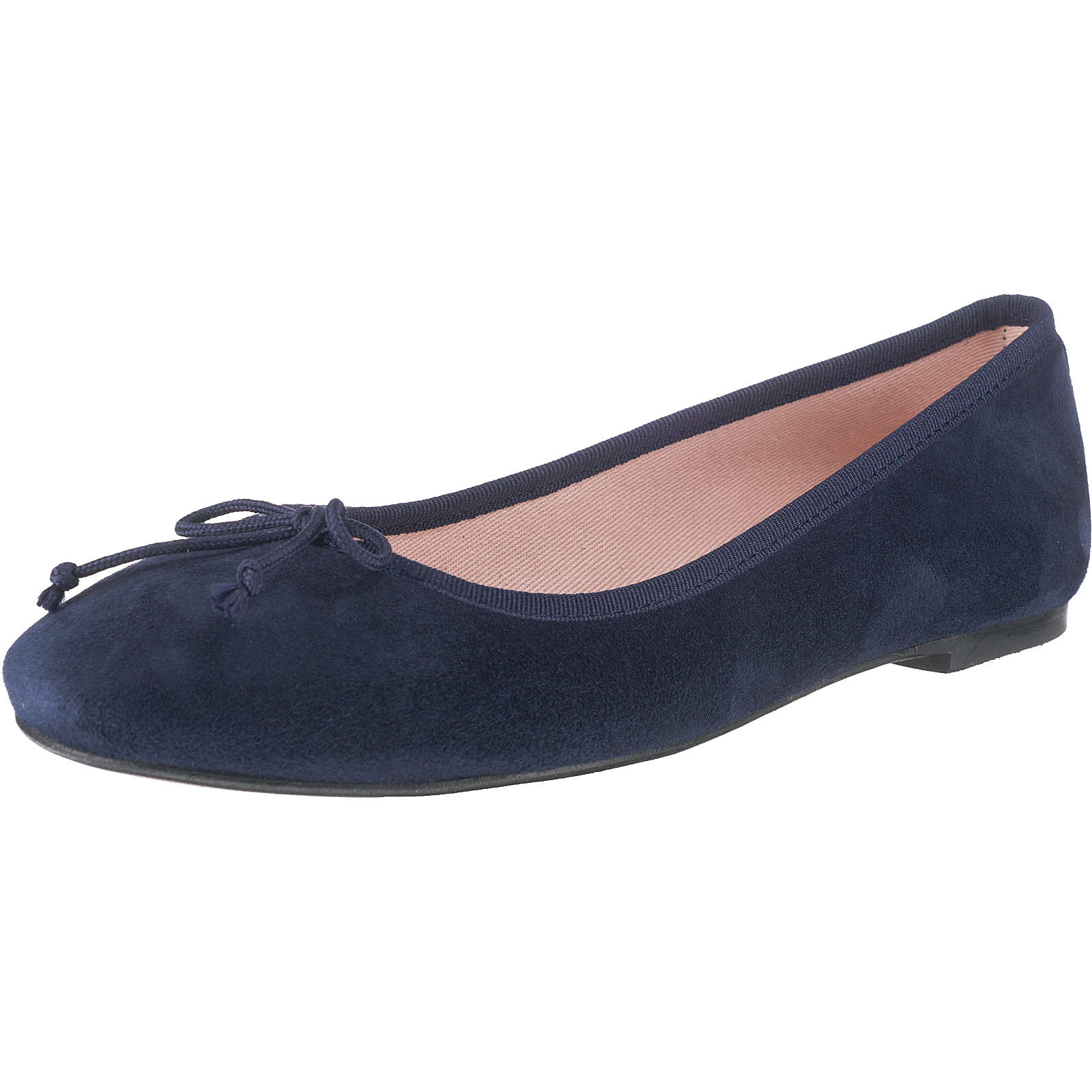 mint&berry Klassische Ballerinas dunkelblau Damen Gr. 37