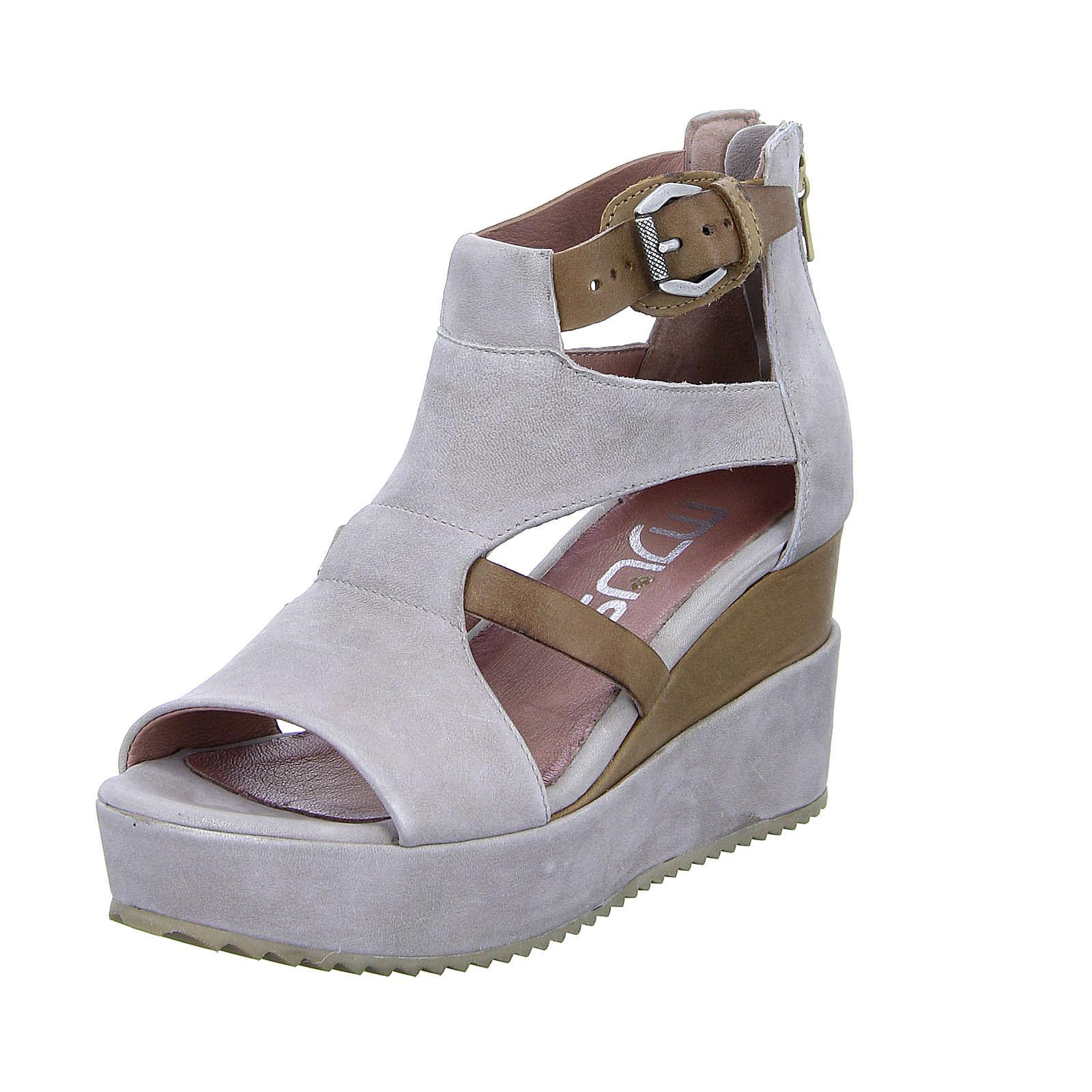 MJUS Damen Sandalette 805016 beige Damen Gr. 40