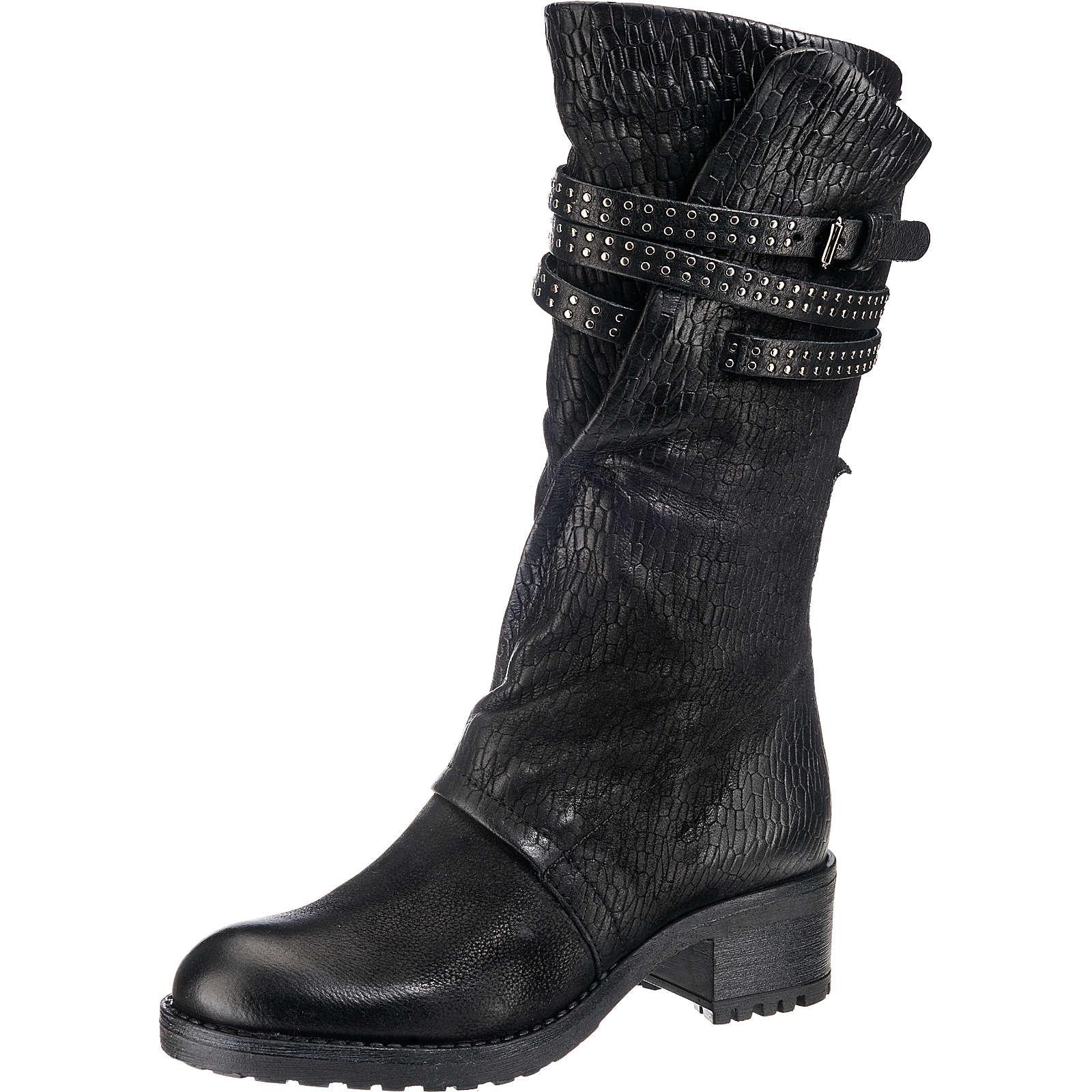 MJUS MISA Klassische Stiefel schwarz Damen Gr. 38