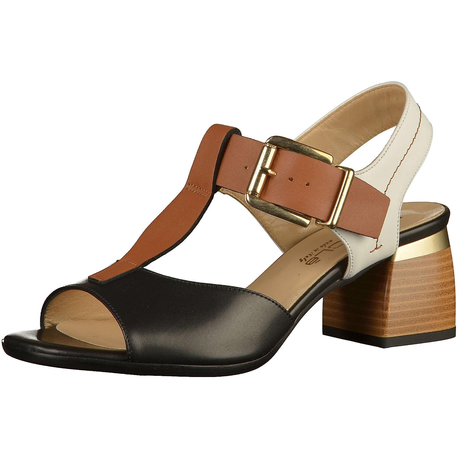 MOT-CLè Sandalen Klassische Sandaletten schwarz Damen Gr. 36