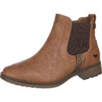 MUSTANG Chelsea Boots dunkelbraun Damen Gr. 37