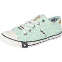 MUSTANG Kinder Sneakers Low mint Gr. 38