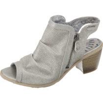 MUSTANG Sandaletten beige Damen Gr. 36