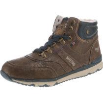 MUSTANG Sneakers High braun Herren Gr. 42
