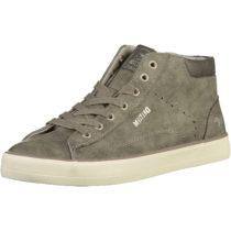 MUSTANG Sneakers High dunkelgrau Damen Gr. 36