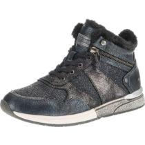 MUSTANG Sneakers High dunkelgrau Damen Gr. 37