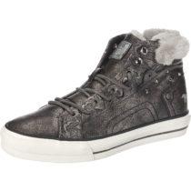 MUSTANG Sneakers High grau Damen Gr. 36