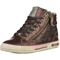 MUSTANG Sneakers Low für Mädchen bordeaux Mädchen Gr. 37
