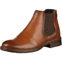 MUSTANG Stiefelette Chelsea Boots braun Damen Gr. 42