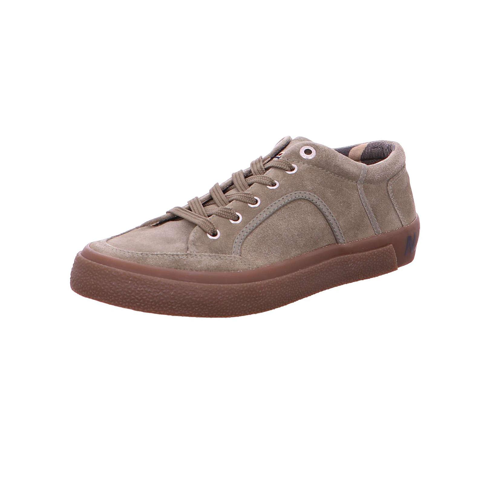 NAPAPIJRI Sneakers Low grün Herren Gr. 46
