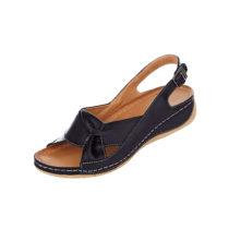 Naturläufer Klassische Sandalen schwarz Damen Gr. 38