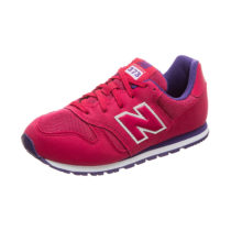 new balance Kinder Sneakers Low rosa/weiß Mädchen Gr. 39 1/3