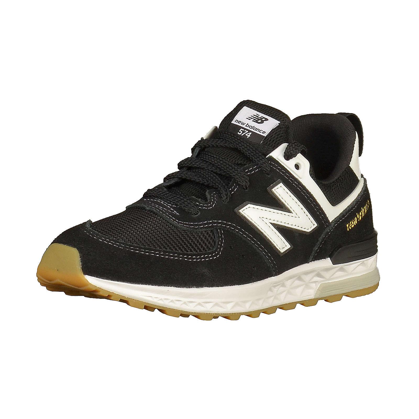 new balance Kinder Sneakers Low schwarz Gr. 36