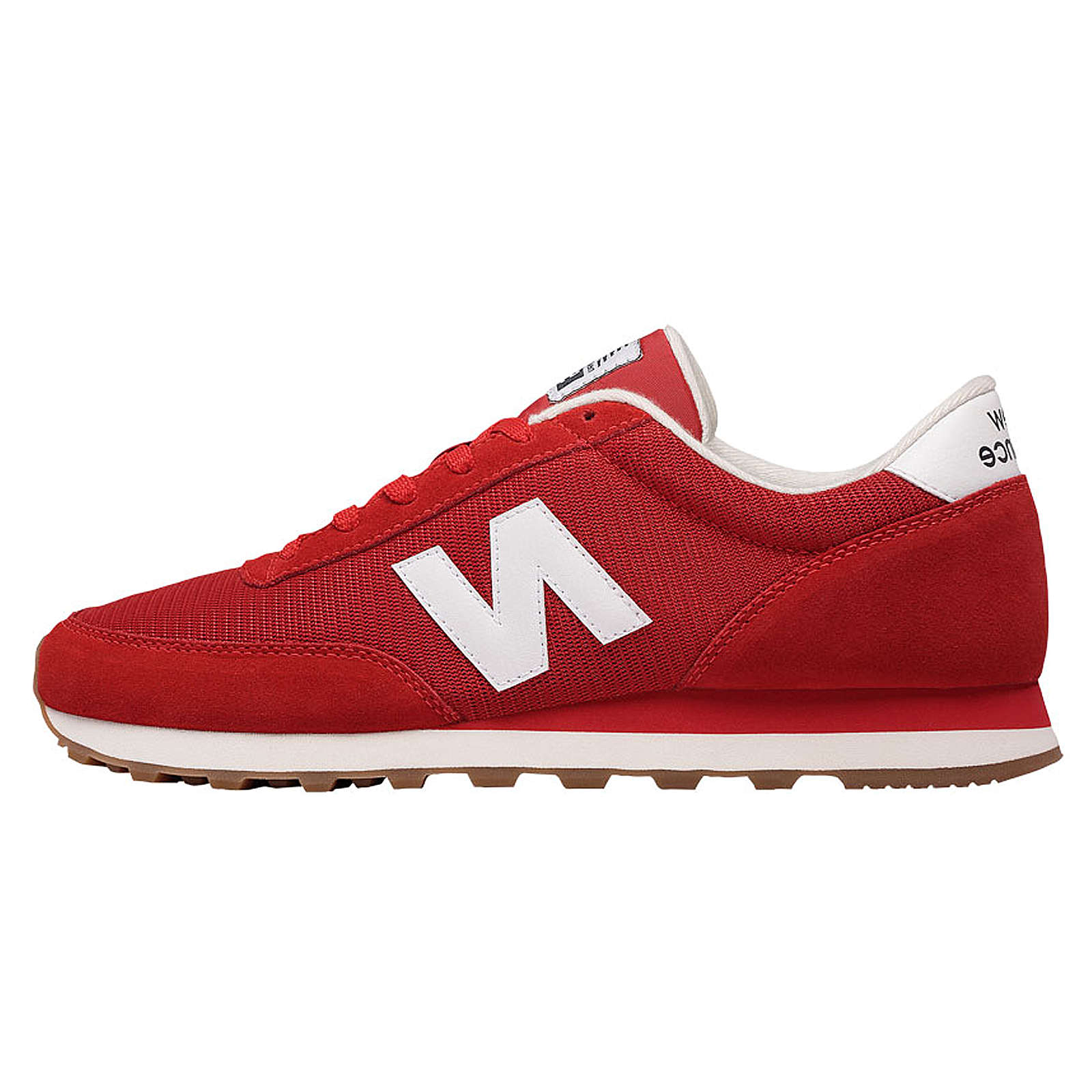 New Balance ML501CVB Sneakers Low rot/weiß Herren Gr. 40,5