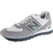 new balance ML574 Sneakers Low grau Herren Gr. 46,5