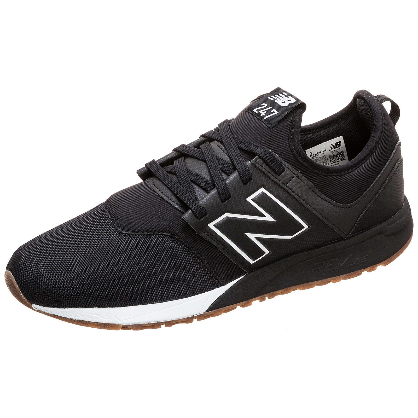 new balance MRL247-HH-D Sneaker schwarz Gr. 42,5