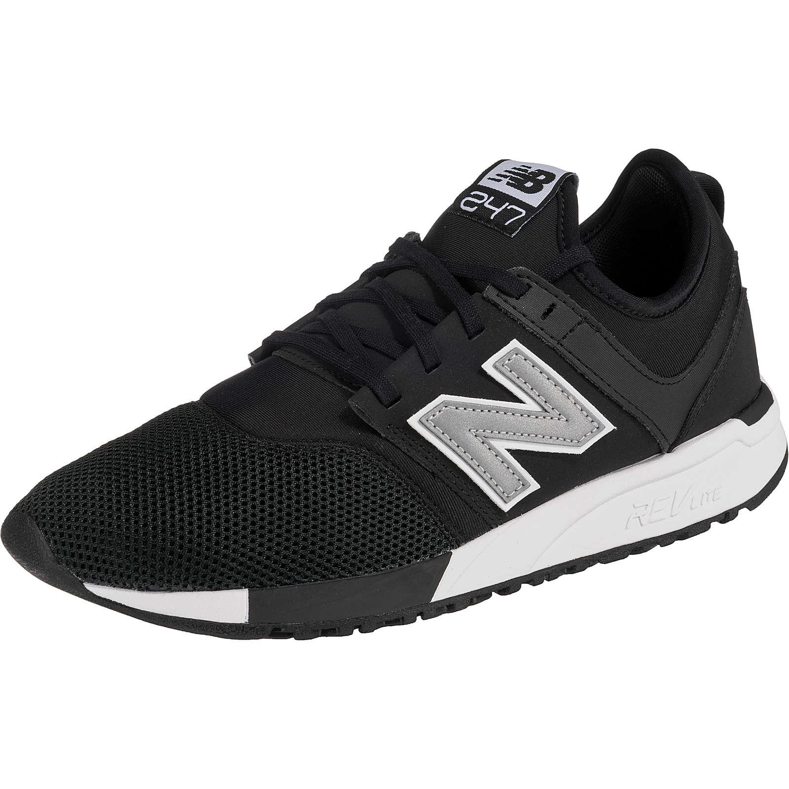 new balance MRL247 Sneakers Low schwarz Herren Gr. 40