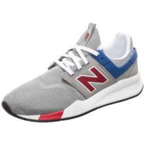 new balance MS247-D Sneaker Herren grau/rot Herren Gr. 42