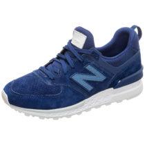 new balance Sneakers Low blau/weiß Gr. 40,5
