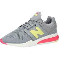 new balance Sneakers Low für Mädchen grau Mädchen Gr. 38