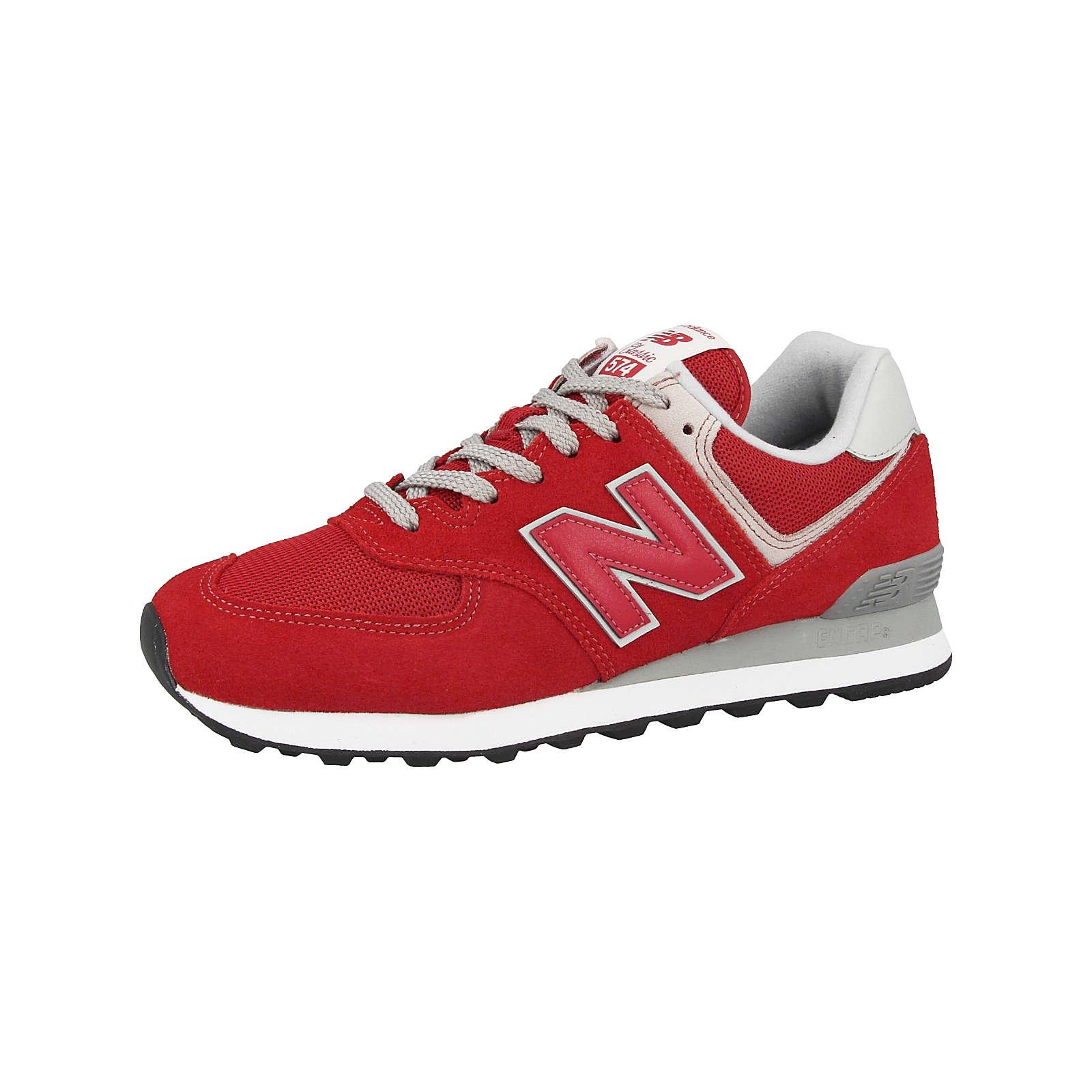 new balance Sneakers Low rot Herren Gr. 44