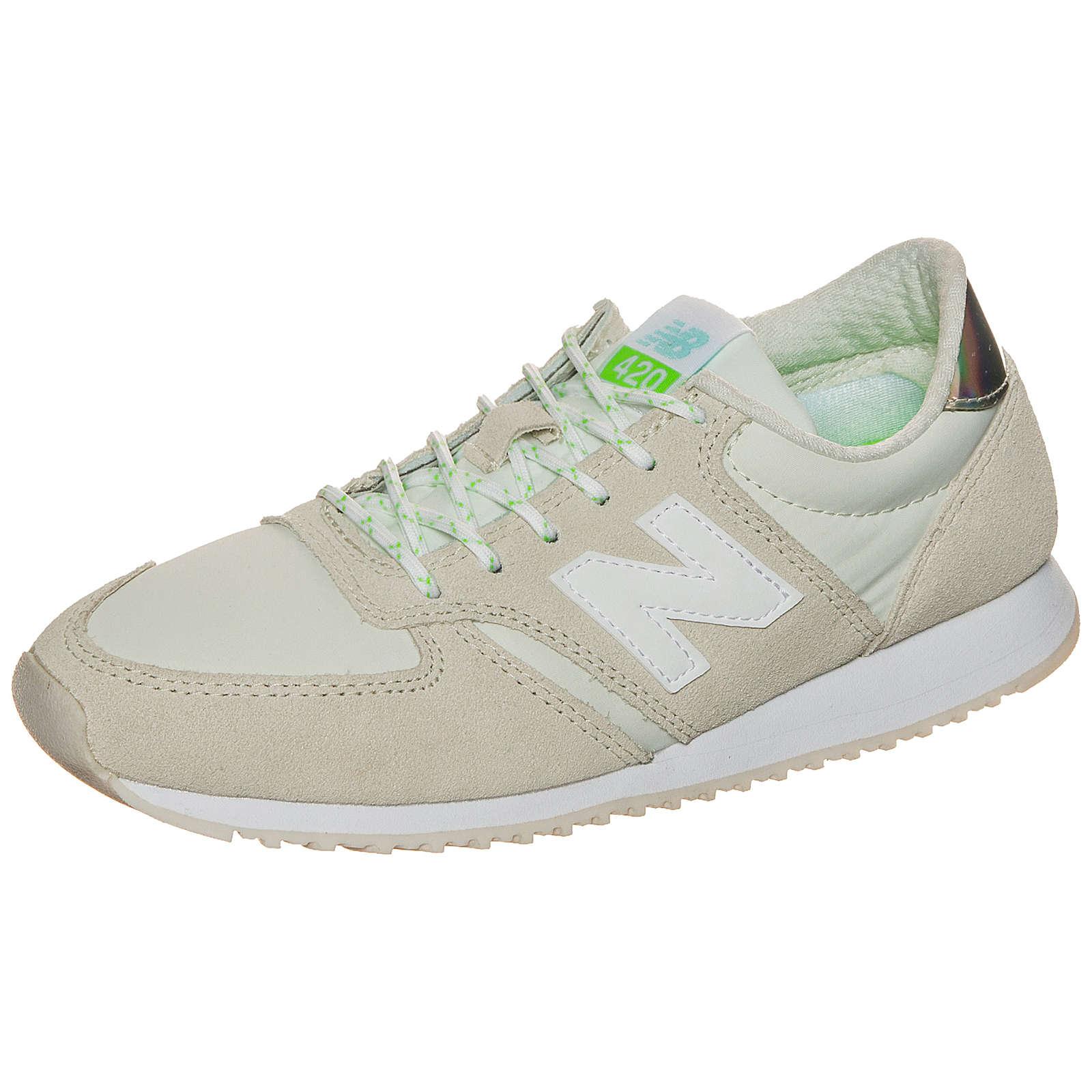 New Balance WL420-AZA-B Sneaker Damen beige-kombi Damen Gr. 40,5