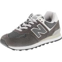 new balance WL574 Sneakers Low dunkelgrau Damen Gr. 36
