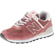 new balance WL574 Sneakers Low rosa Damen Gr. 40,5