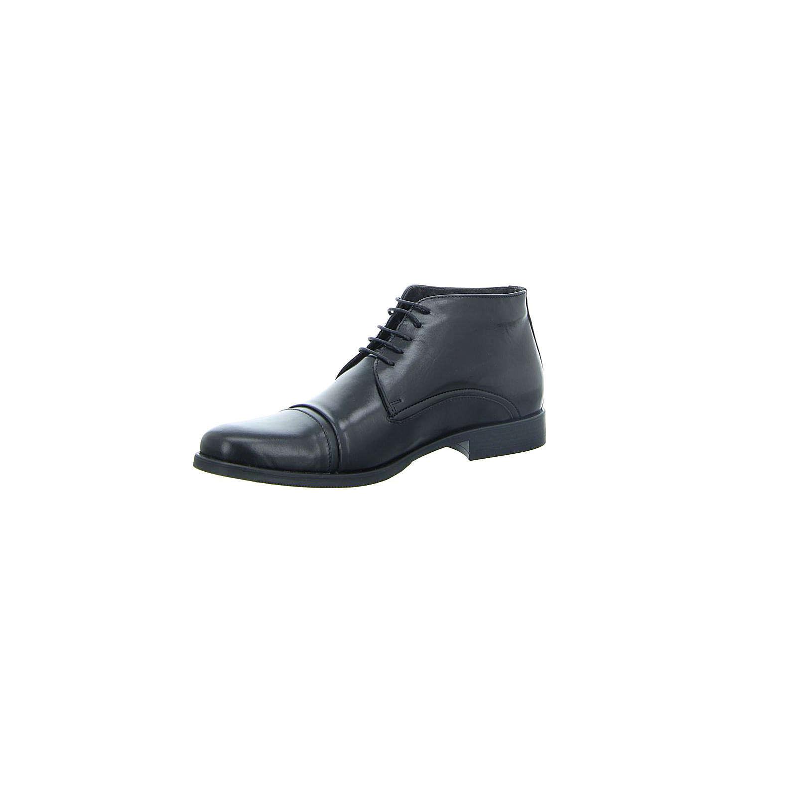 nicolabenson Stiefel schwarz schwarz Herren Gr. 42