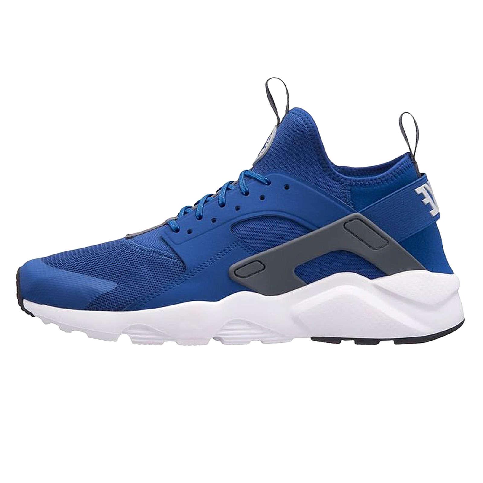 NIKE AIR HUARACHE RUN ULTRA 819685-411 Sneakers Low blau Herren Gr. 40,5