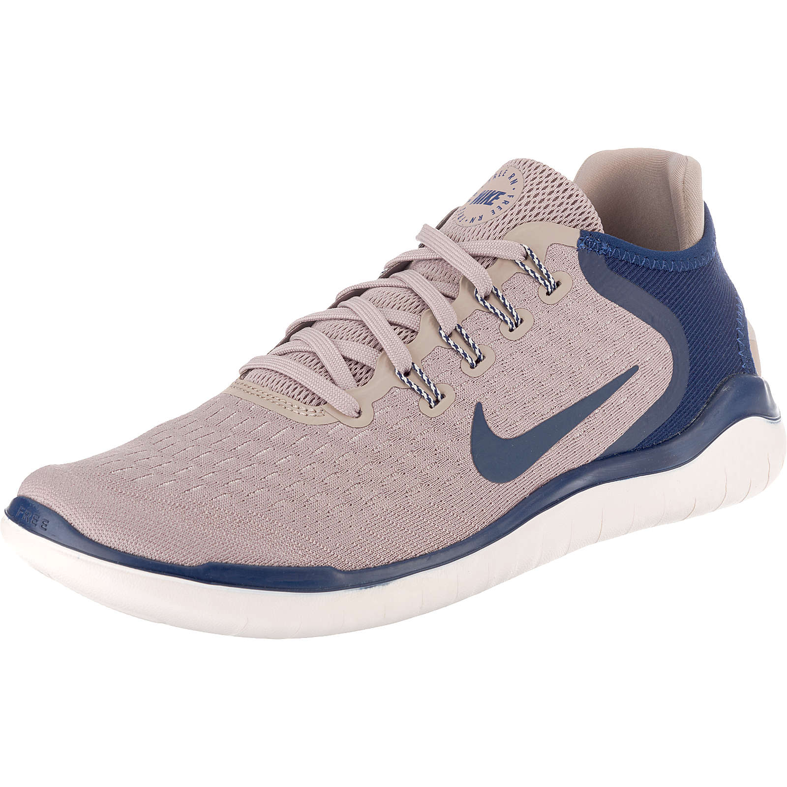 Nike Performance Free Rn 2018 Laufschuhe blau Herren Gr. 40,5