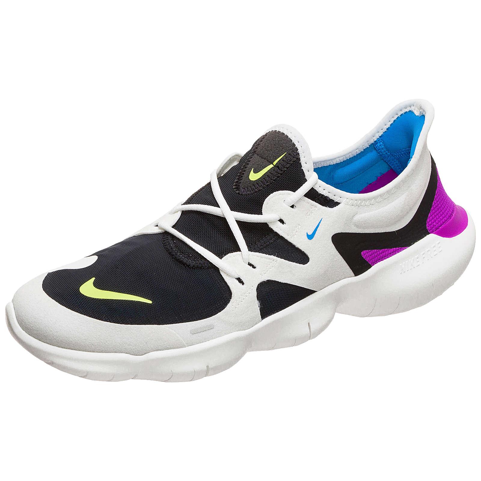Nike Performance Free RN 5.0 Laufschuh Herren weiß Herren Gr. 44