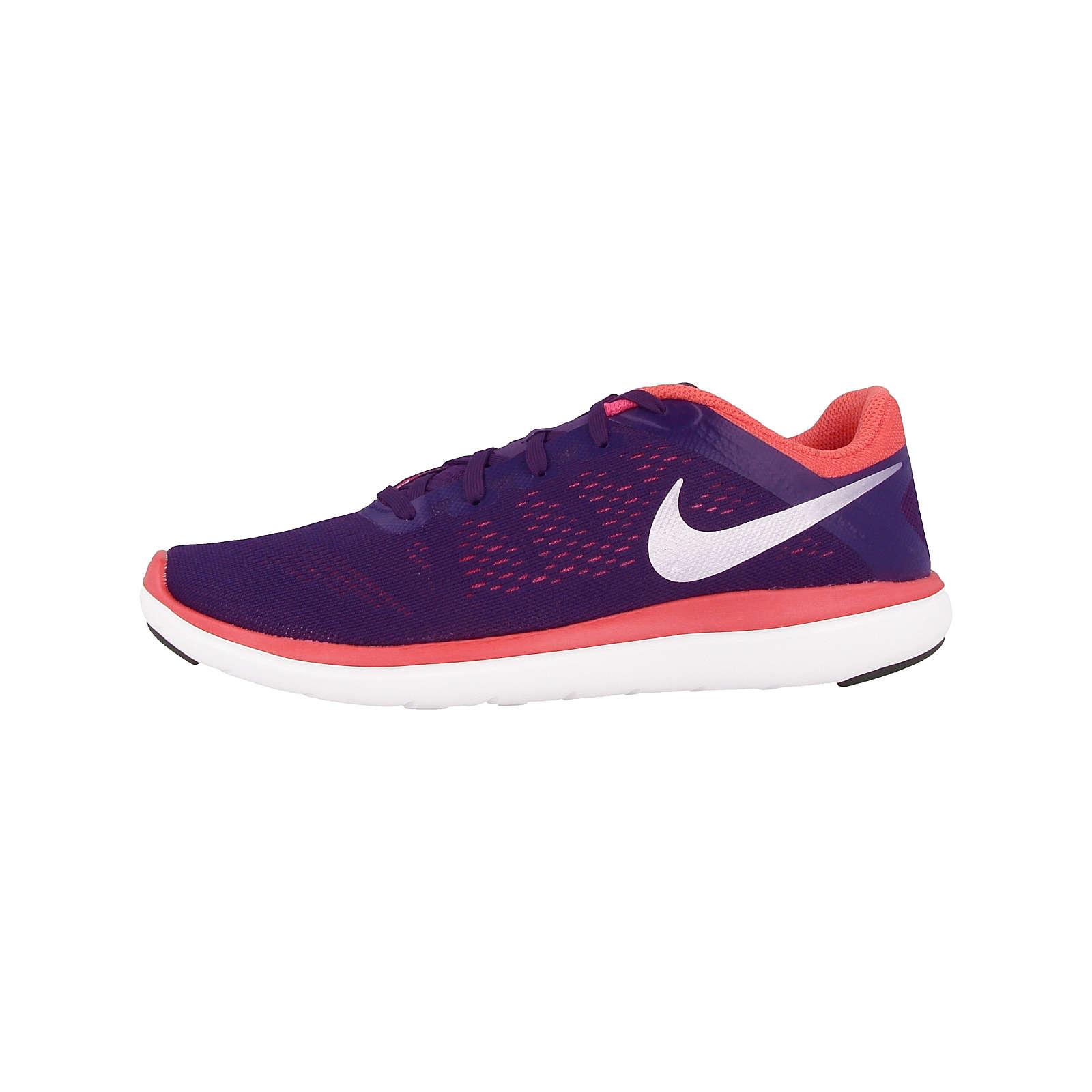 Nike Performance Laufschuhe Flex 2016 RUN (GS) für Mädchen lila Mädchen Gr. 36,5