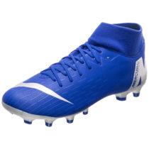 Nike Performance Mercurial Superfly VI Academy DF MG Fußballschuh Herren blau Herren Gr. 47,5