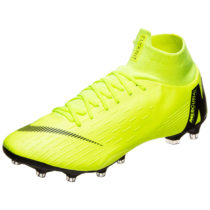Nike Performance Mercurial Superfly VI Pro AG-Pro Fußballschuh Herren gelb Herren Gr. 44