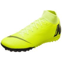 Nike Performance Mercurial SuperflyX VI Academy TF Fußballschuh Herren gelb Herren Gr. 44