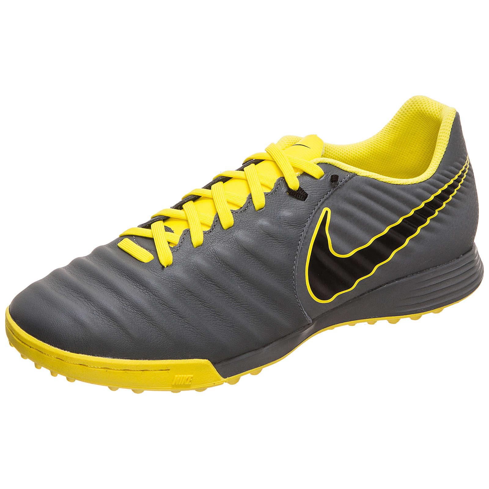 Nike Performance Tiempo LegendX VII Academy TF Fußballschuh Herren dunkelgrau Herren Gr. 44,5