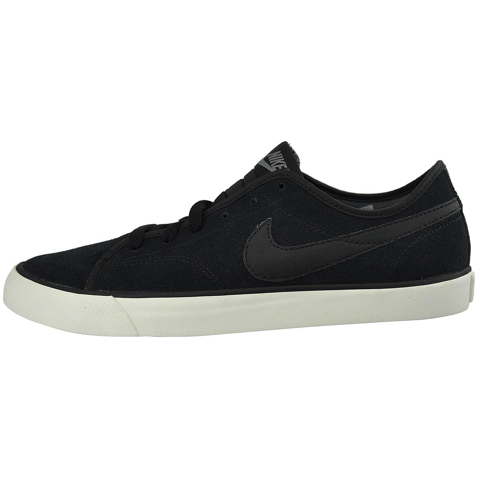 Nike Primo Court Leather Shoe 644826-005 Sneakers Low schwarz Herren Gr. 39