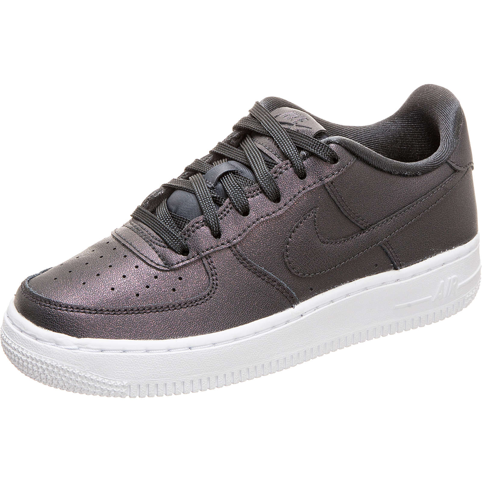 Nike Sportswear Air Force 1 SS Sneaker Kinder anthrazit Gr. 35,5