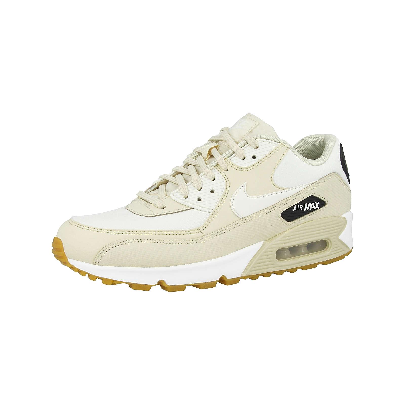 Nike Sportswear Air Max 90 Sneakers Low beige Damen Gr. 40,5