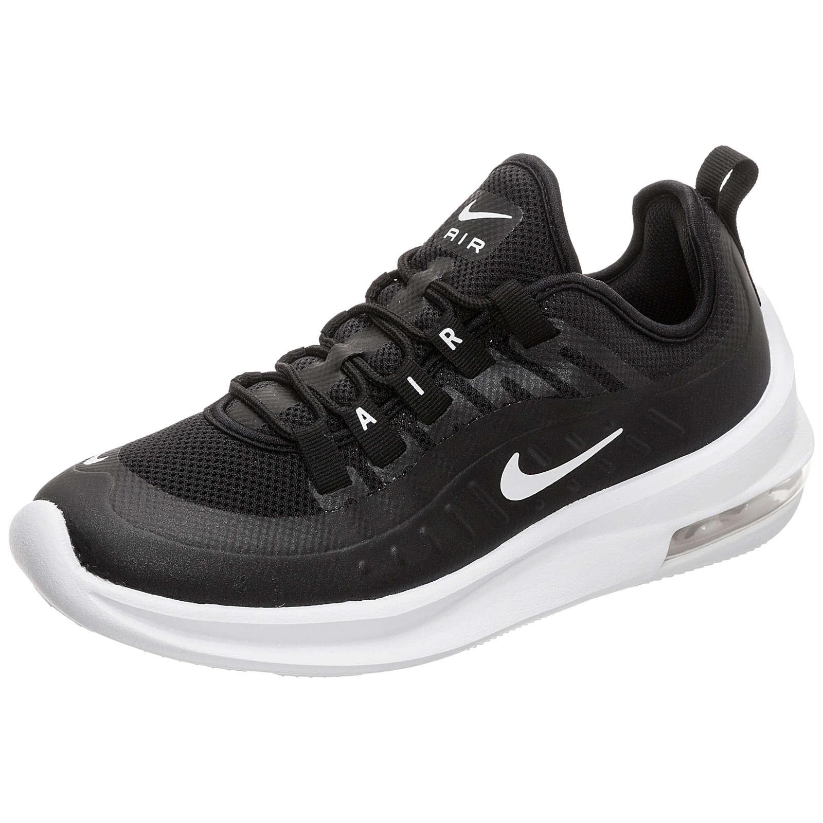 Nike Sportswear Air Max Axis Sneakers Low schwarz/weiß Damen Gr. 38,5