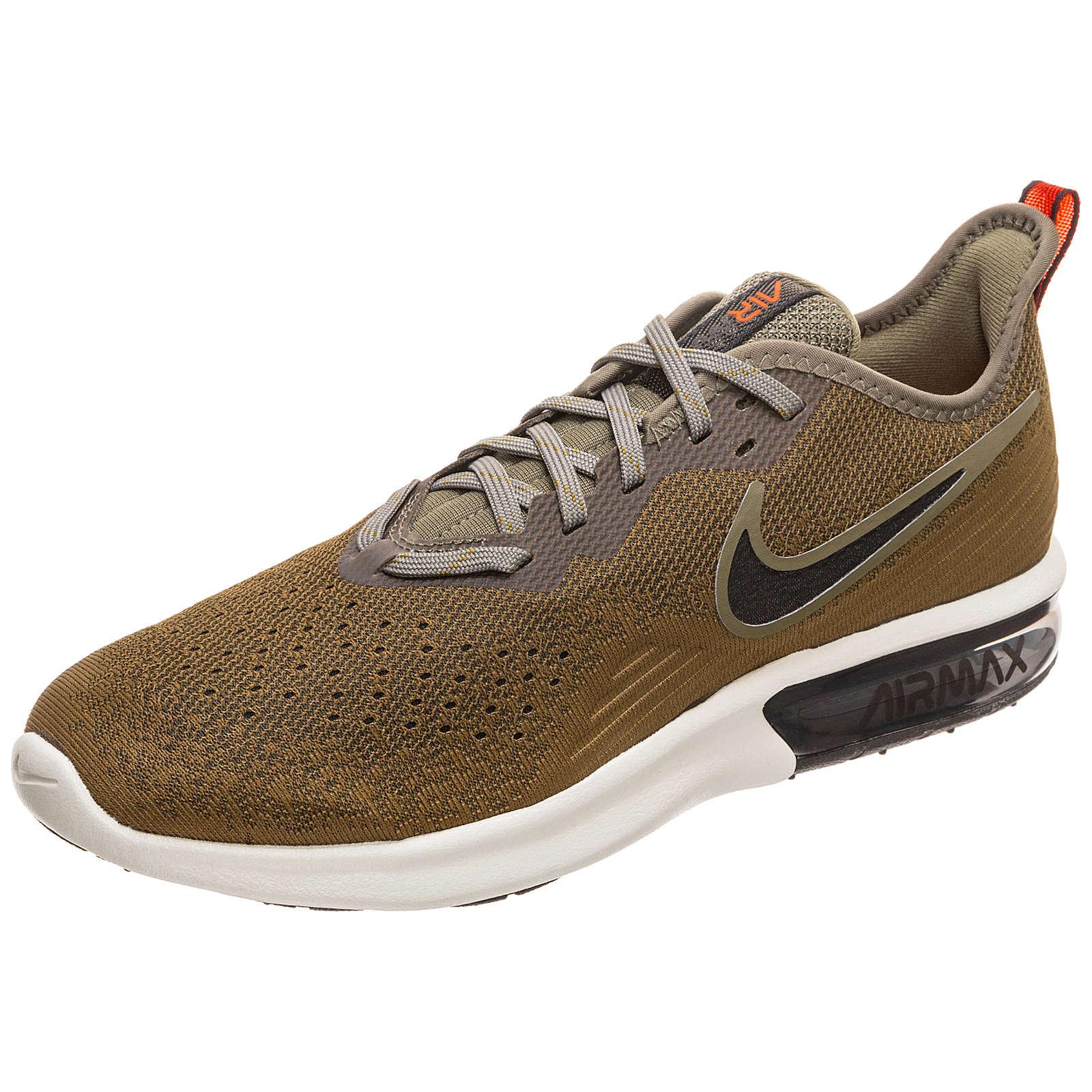 Nike Sportswear Air Max Sequent 4 Sneaker Damen grün Damen Gr. 42
