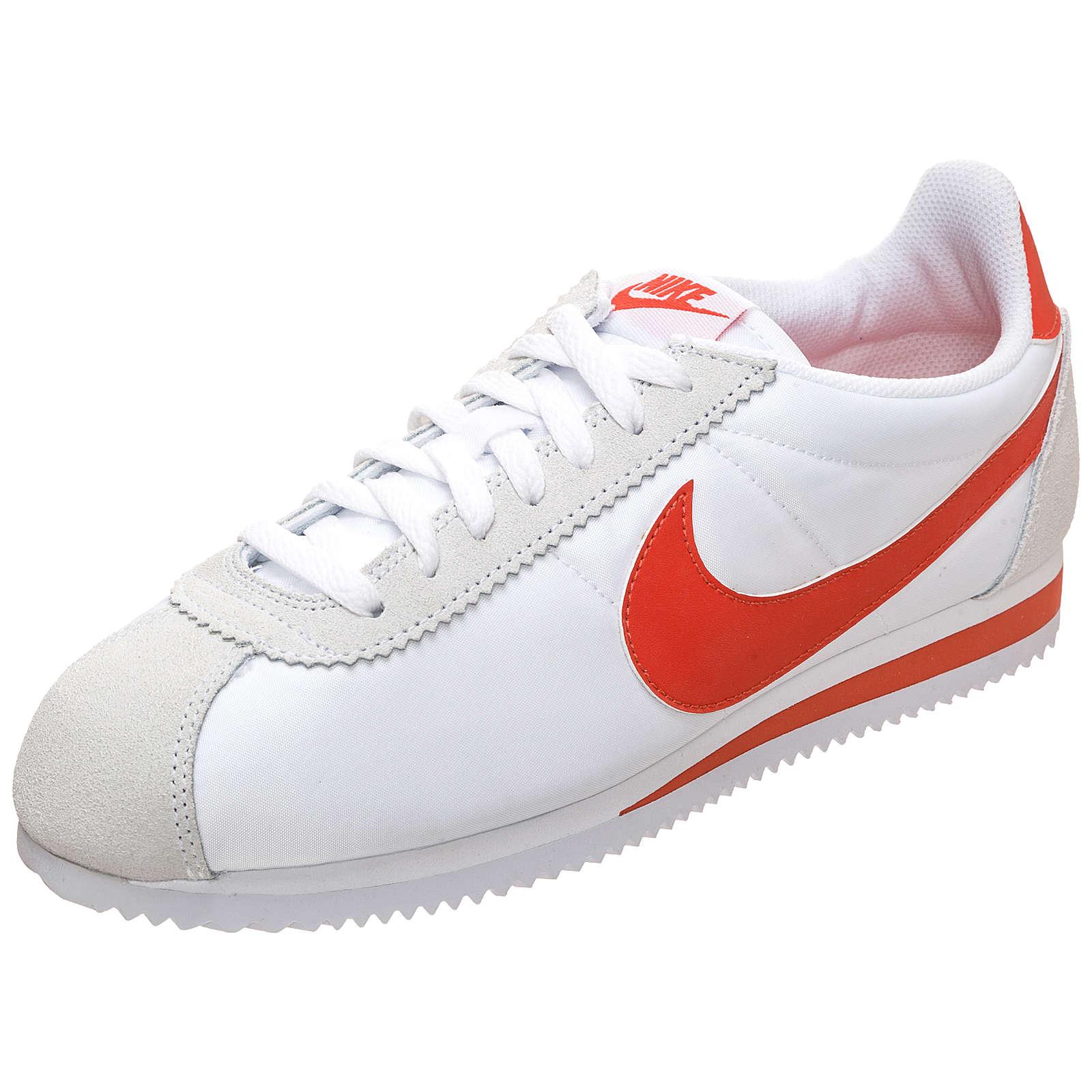 Nike Sportswear Classic Cortez Sneakers Low rot/weiß Herren Gr. 39