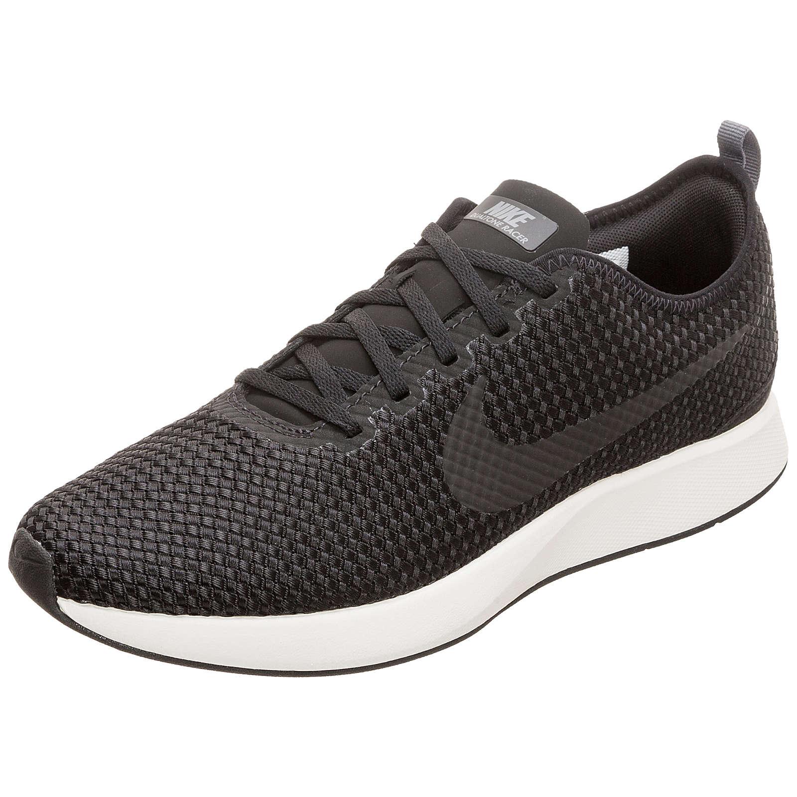 Nike Sportswear Dualtone Racer SE Sneakers Low schwarz Herren Gr. 44,5