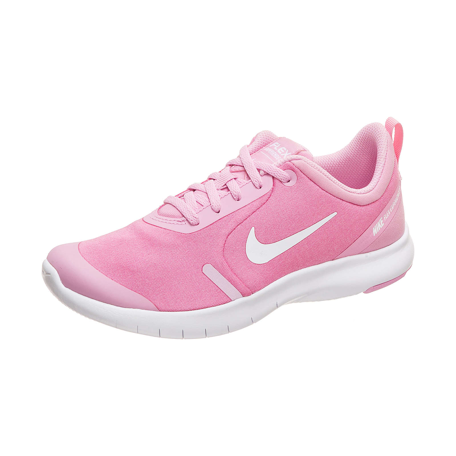 Nike Sportswear Flex Experience Run 8 Sneaker für Mädchen rosa/weiß Mädchen Gr. 38