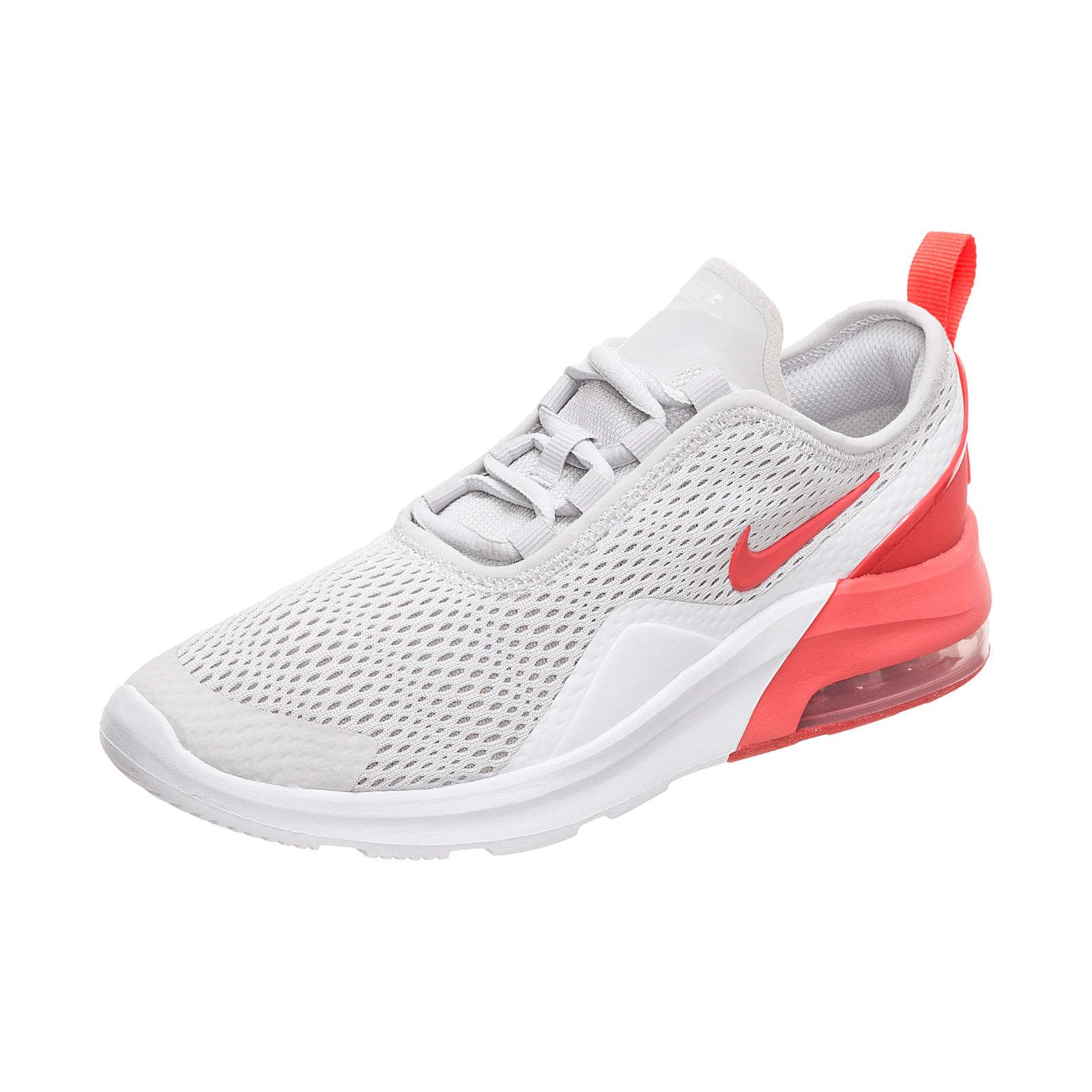 Nike Sportswear Kinder Sneakers Low grau/rot Gr. 40